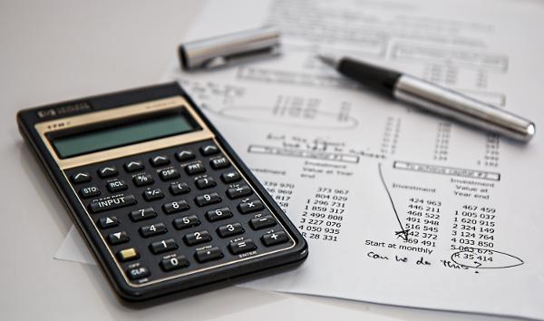 Imagen de referencia al servicio de contabilidad